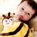 Hřejivý plyšák pro miminka - Baby Čmelda