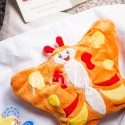 Hřejivý plyšák pro miminka od narození funguje jako usínáček a pomáhá na prdíky a bolavé bříško