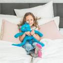 Hřejivý plyšák děti zklidní a uvolní, před spaním se mohou přitulit a usínání jde hned líp