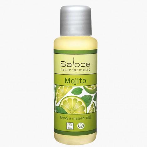 Saloos - Tělový a masážní olej Mojito