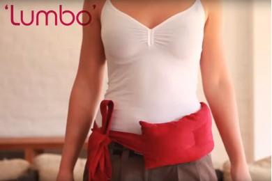 Lumbo - termofor pro neposedy